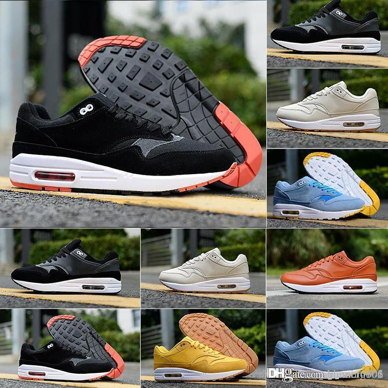 Wholesale Atmos 1 Day 1 DELUXE Best Quality Men Women Size Running Shoes free shipping size 40-45