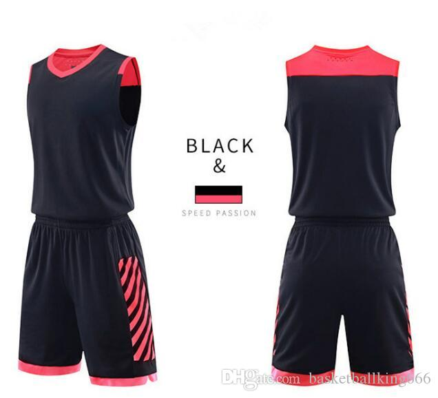 1855022e672 2019 New Basketball Uniform Suit Youth Group Competition Training Team Uniform  Custom, Custom Vest Shorts Sports Jersey From Basketballking666, ...