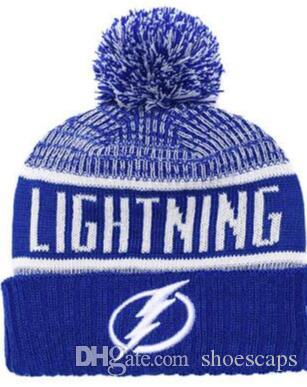 bdfc8345b87 Discount Sport Knit Hat Lightning Beanie Football Sideline Cold Weather  Hats Fashion Beanies Winter Warm Knitted Wool Skull Cap Fedora Hat Baseball  Caps ...