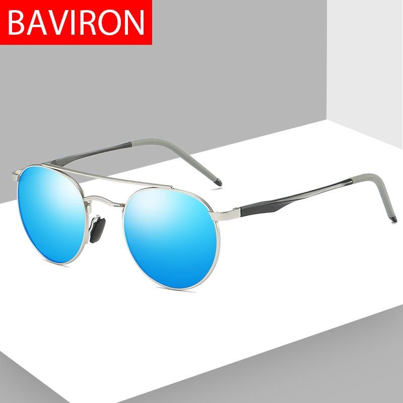 8c837640e4 BAVIRON Punk Influencer Sunglasses Men Women Polarized Vintage Sun Glasses  UVA UVB Steam Punk Sunglasses Male Eyewear Gafas Native Sunglasses  Wholesale ...