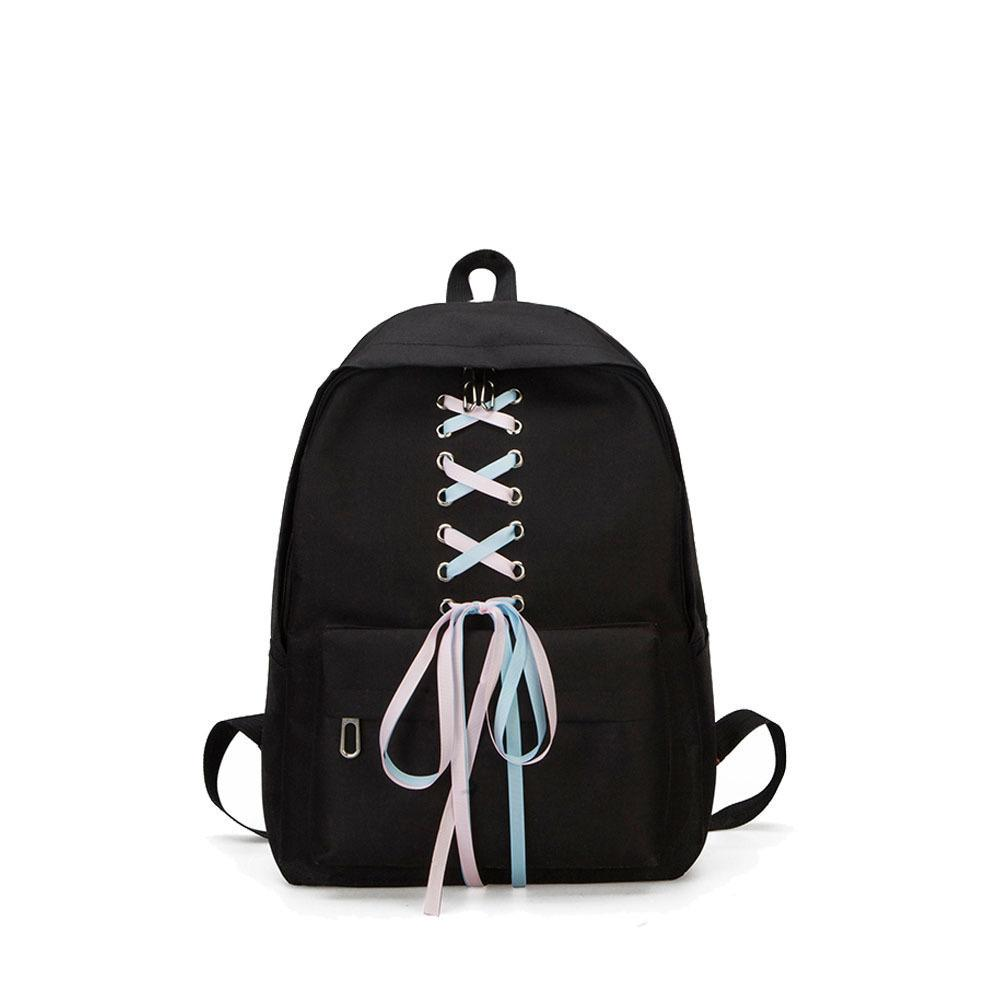 f5bdb94b5dd7 good quality New Brand 2019 Women Backpacks Big School Bags For Girls  Canvas Fashion Women Bags Daypack
