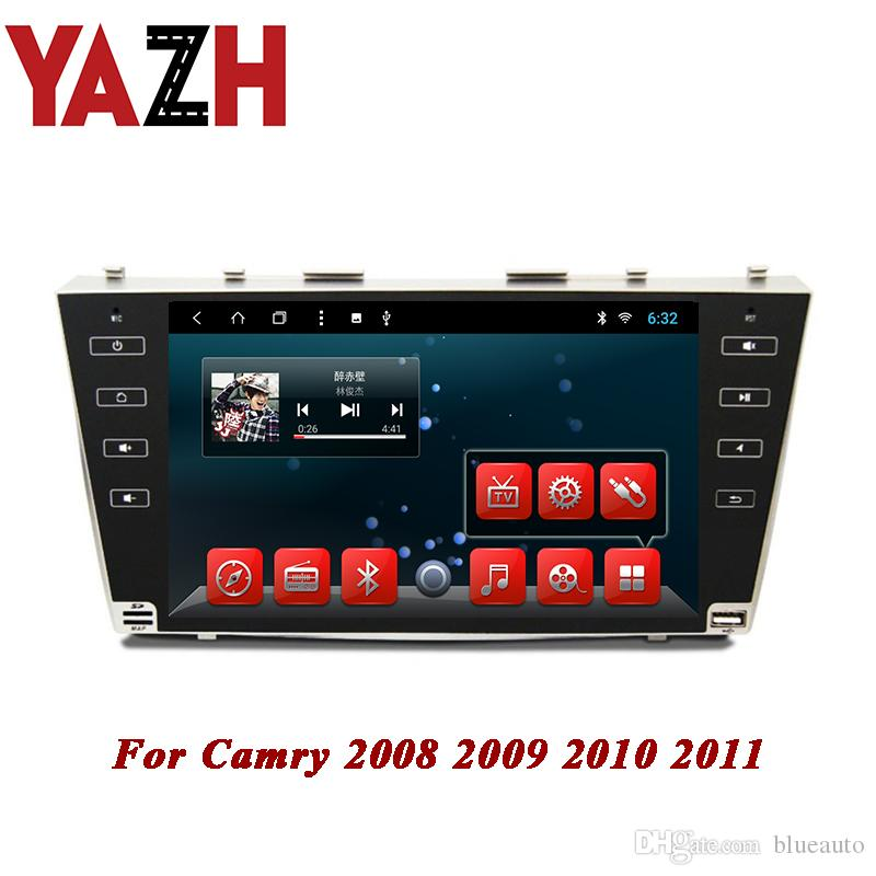 Yazh 9 0 Inch Android 8 1 Car Radio Stereo For Toyota