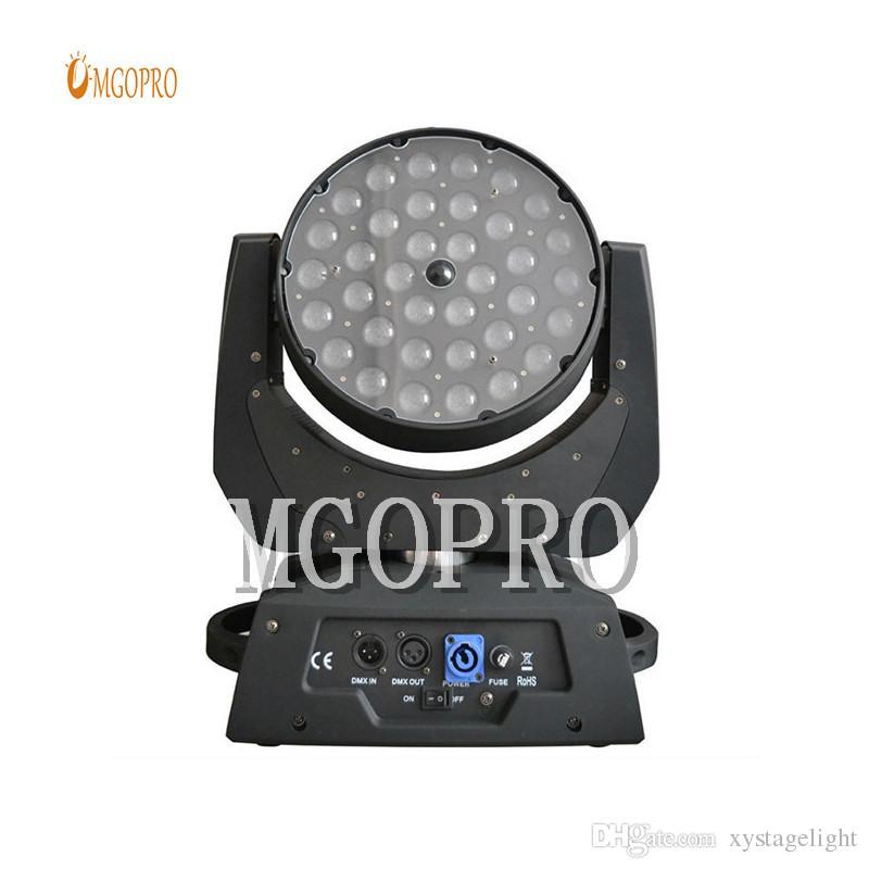 c14f30d9160 Compre Luz De Cabeza Móvil Barata 36x10w Zoom 4 En 1 LED RGBW Wash Zoom  Para Etapa DJ Disco Con Precio De Fábrica A $349.75 Del Xystagelight    DHgate.Com