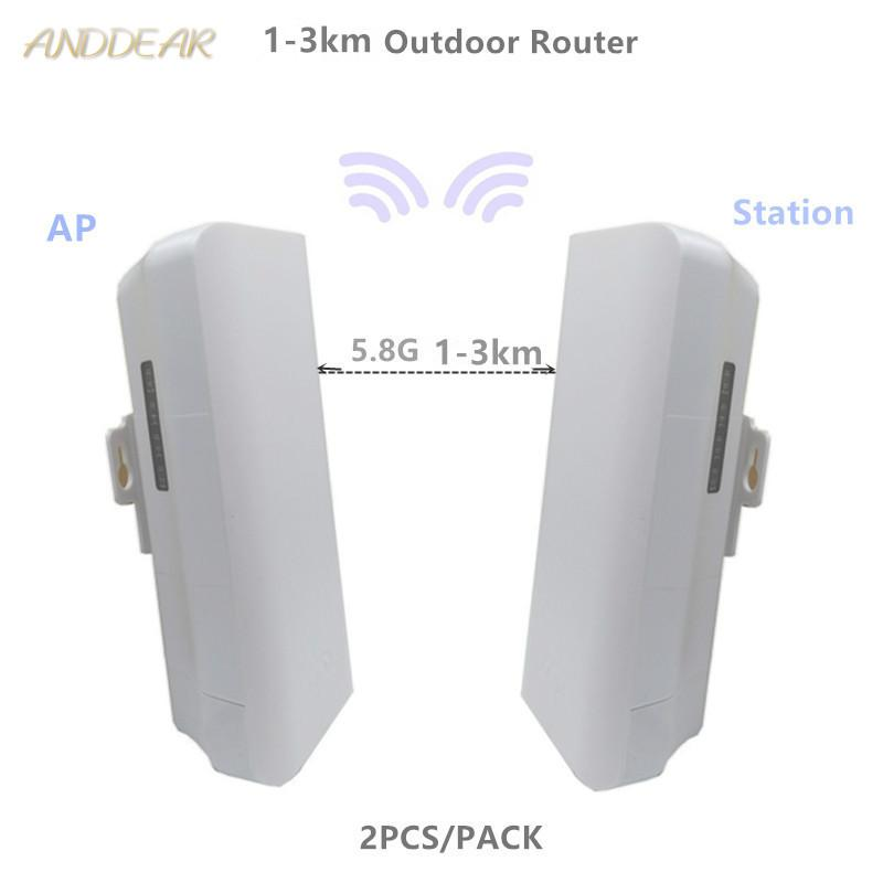 9344 9331 206 1-3km Chipset WIFI Router WIFI Repeater CPE Long Range  300Mbps5 8GOutdoor AP Router Bridge Client Router repeater
