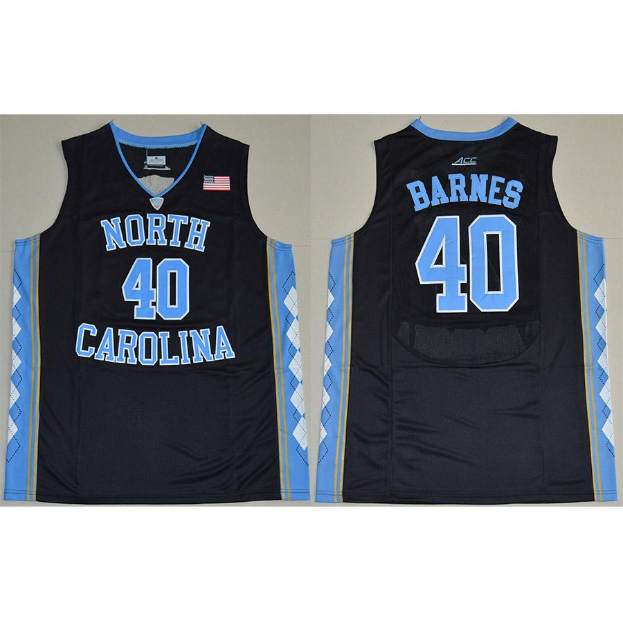 free shipping 9b182 9f1b8 Mens Harrison Barnes Jersey Collection North Carolina Tar Heels College  Basketball Jerseys High Quality Stitched Name&Number Size S-2XL