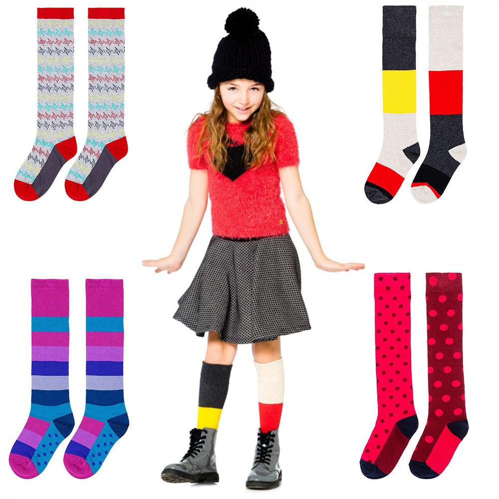ea81d8b1c Baby Stockings Cotton Girls Tights 2019 Brand Autumn Winter Knee Socks For Girls  Pantyhose Children Clothing Kids Tights 2 12Y Merino Wool Socks Travel ...