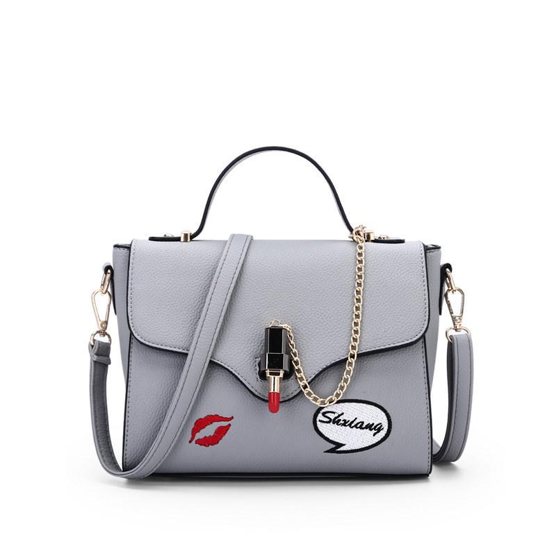 919618e6feda83 Women Handbags Fashion PU Leather Handbags Designer Luxury Bags Casual  Shoulder Crossbody Bag Women Top Handle Bags Female Tote Cheap Bags Cute  Purses From ...