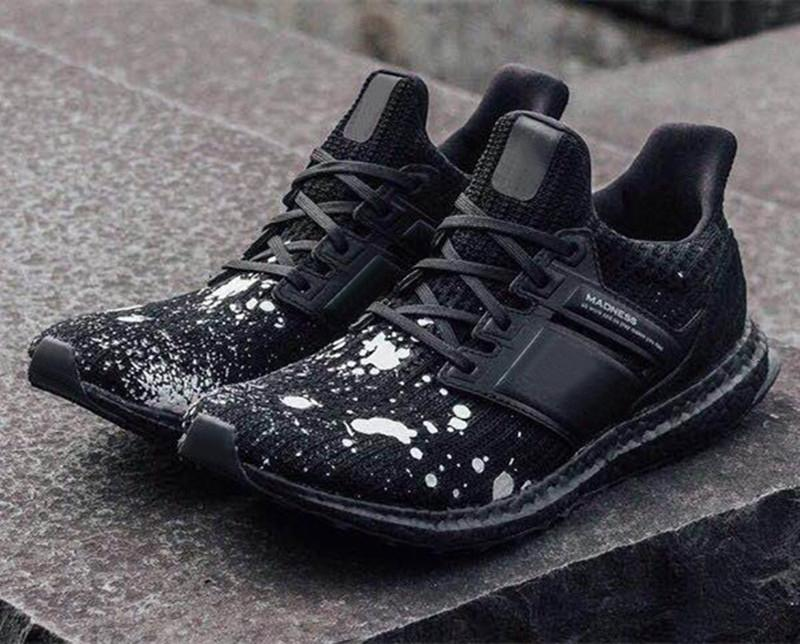 865c150fc972 2019 High Quality Original Ultra BOOST 4.0 Man Shoes Madness Ultraboost OG  Blue Casual Shoes Size 36 44 Prom Shoes Sperry Shoes From Luoer