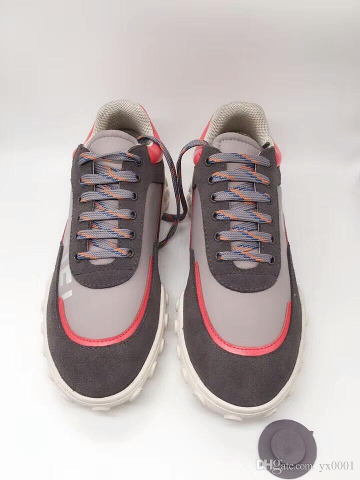 03674c381c9 Compre Marcas De Lujo De Moda Diseñador Zapatillas De Deporte De Las  Mujeres De Los Hombres De Cuero Casuales Zapatos De Vestir Del Partido  Zapatillas De ...