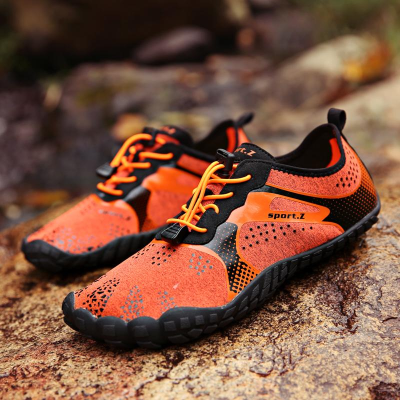 5ba6aa3cf 2019 Hot Sale Unisex Sneakers Water Shoes Outdoor Quick Dry River Sea  Slippers Lightweight Lovers Beach Upstream Walking Shoes Womens Sandals  Comfortable ...