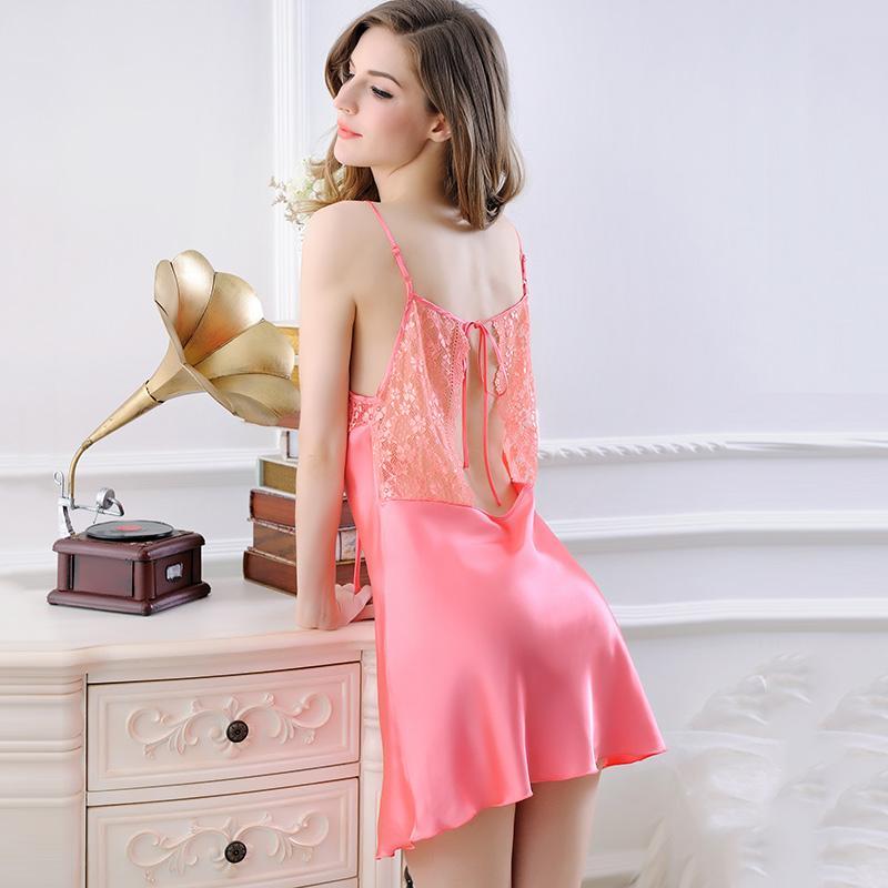 0dacef81848e 2019 2019 New Erotic Nightwear Sexy Lingerie Women S Pajamas Sexy Women  Lingerie Underwear Nightgown Babydoll G String Sleepwear From Guichenbra