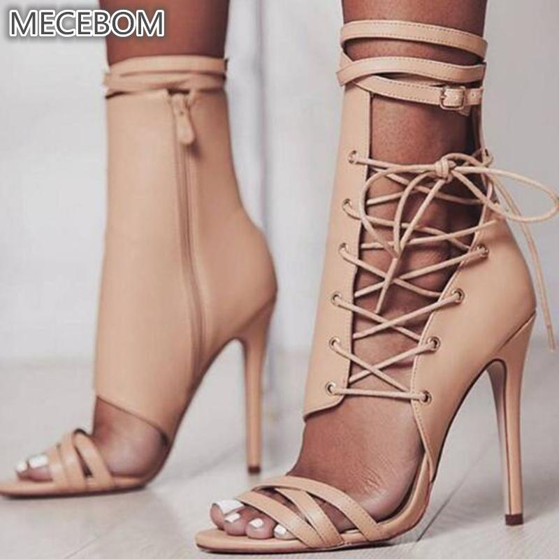 da1ba66a4f1 Women S Pumps Sexy High Heels Ladies Shoes Open Toe Party Wedding Shoes  Woman Thin Heels Summer Sandals 8820w Shoe Boots Sexy Shoes From Emmaj01