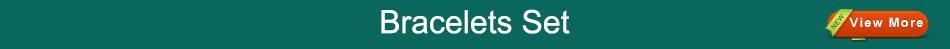 BOJIU Модный Грановитая Синий Кристалл Браслеты Шарма Для Женщин Мода Серебряный Гематит Золотой Медный Шар Хрустальный Шар Браслет BC267