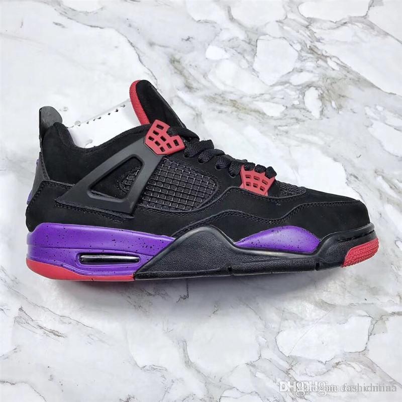 00e8c639196d 2019 NRG Raptors 4 Drake 2018 Release 4S IV Basketball Shoes For Men ...