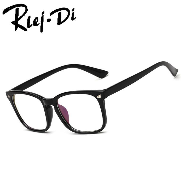 a885e92ac5 2019 NZ029 Fashion Eyeglasses Women Men Spectacles Anti Computer Radiation  Eyewear Plain Reading Glass Frame Semicircle Frame From Shukui