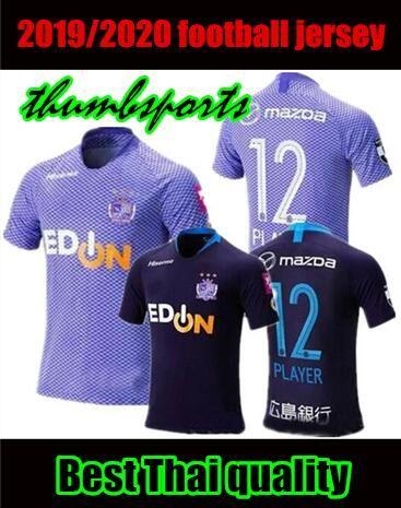 f7157d069d2 2019 Sanfrecce Hiroshima 19 20 Home Away Soccer Jersey 19 20 Patric  Teerasil Dangda Sho Inagaki Yoshifumi Kashiwa Sho Sasaki Football Shirts  From ...