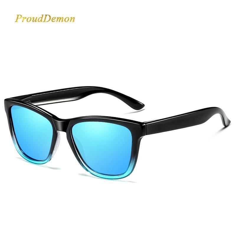 d909c1fef Compre Vintage Gafas De Sol Polarizadas Mujer Gafas De Sol De Gran Tamaño  Masculino Marca Espejos De Conducción Lente De Recubrimiento Lentes  Desmontables ...