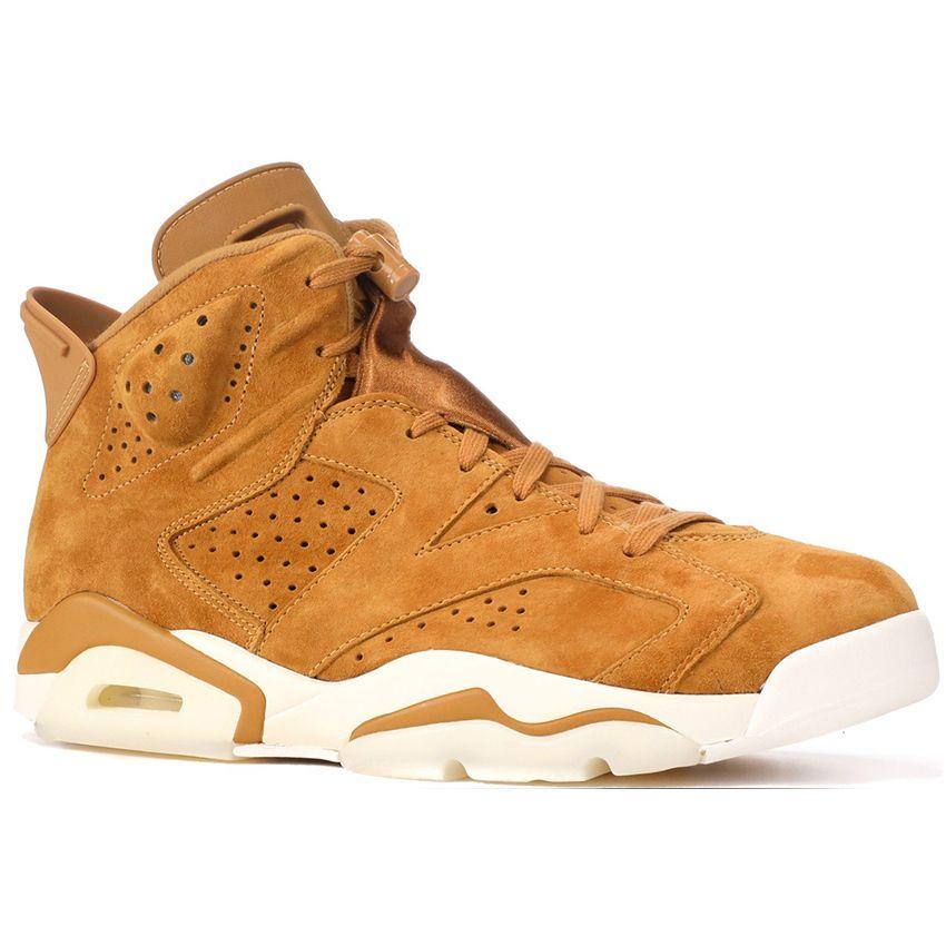 d5d4a33ba64 Nike Air Jordan 6 Retro Hombres Zapatos De Baloncesto CNY Gato Negro  Carmine Pantone Golden Harvest Slam Dunk Verde Ante Gatorade Oreo 6S  Diseñador De ...