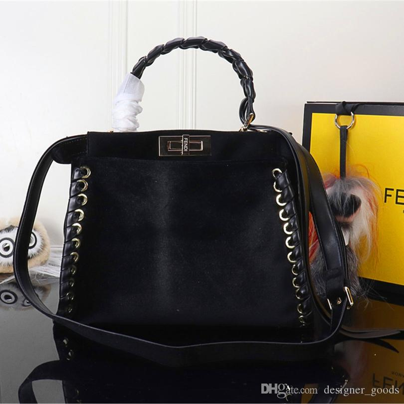ed9cd2b0ba77 Designer Bags Handbags Luxury Totes Shoulder Bags Women S Luxury Handbag  Fashion Purse Lady Messenger Brand Bags Chains Totes Leather Satchel Ladies  Bags ...