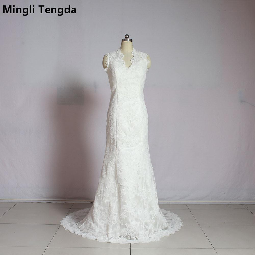 Wholesale Spanish Style Wedding Dresses Full Lace Bride