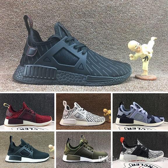 6602d12e9 2018  XR1 PK Running Shoes Cheap Sneaker ND XR1 Primeknit OG PK Men ...