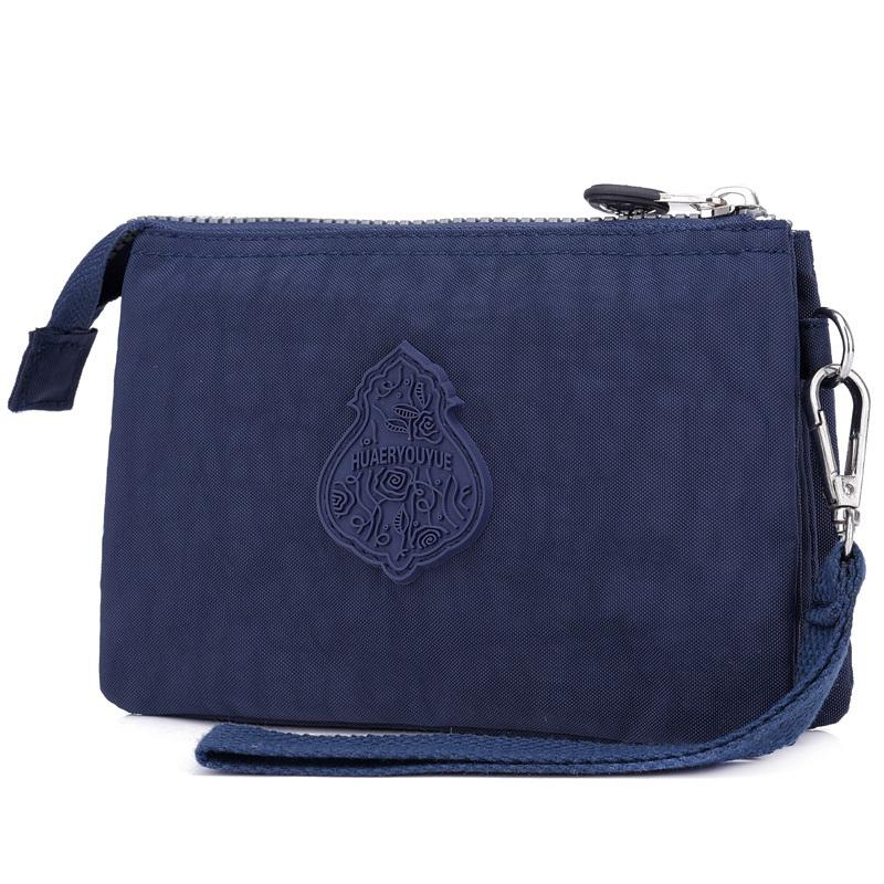75a02c1ffc Fashion Girls Crossbody Bags Women Nylon Wallet Card Holder High Quality  Waterproof Women Small Bags Coin Purse Ladies Clutches Best Front Pocket  Wallet ...