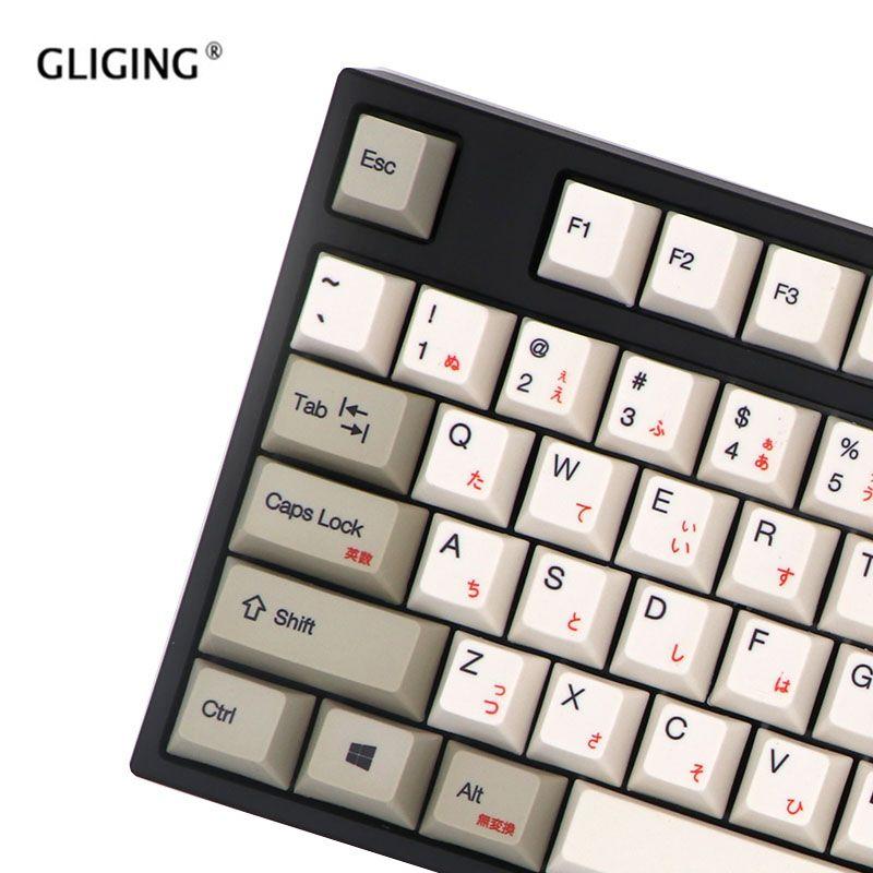 e5016dde598 2019 Russian Korean Japanese PBT Keycap DSA OEM Profile Dye Sub Thermal  Sublimation For Cherry MX Mechanical Keyboard Key Cap Switch From Adamxx,  ...