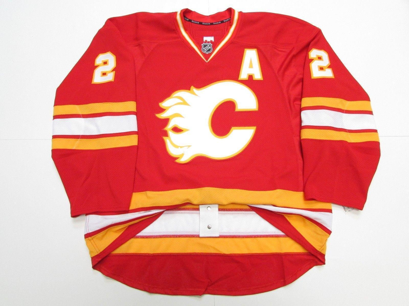 96e7297867d ... clearance 2019 cheap custom macinnis calgary flames vintage jersey  stitch add any number any name mens