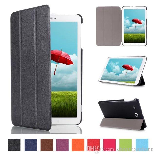 """Custodia protettiva per Samsung Galaxy Tab a 2016 t580 TABLET CASE 10.1/"""" 360 Marrone"""