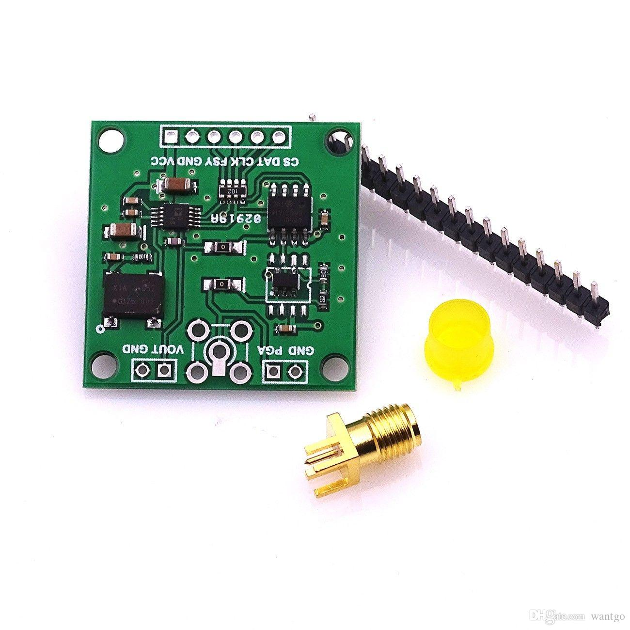 5PCS New AD9833 DDS Signal Generator Module 0- 12 5 MHz Square / Triangle /  Sine Wave freeshipping