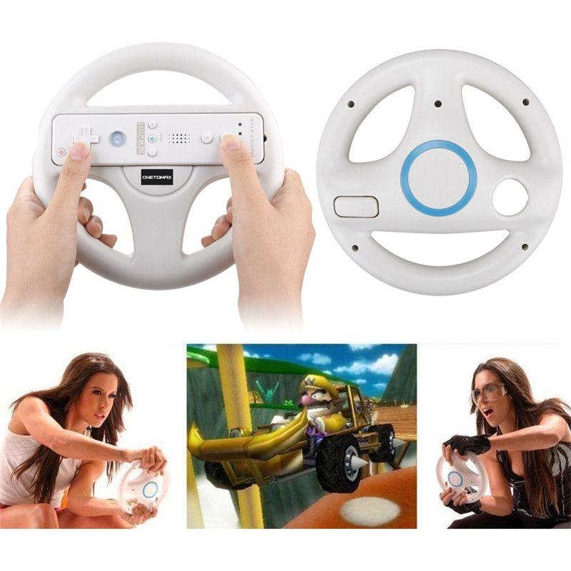 Kart Racing Slowering Wheel Gamepad Holder W-I Games Racing Games Controller Staffa Switch Accessori joysticks Accessori