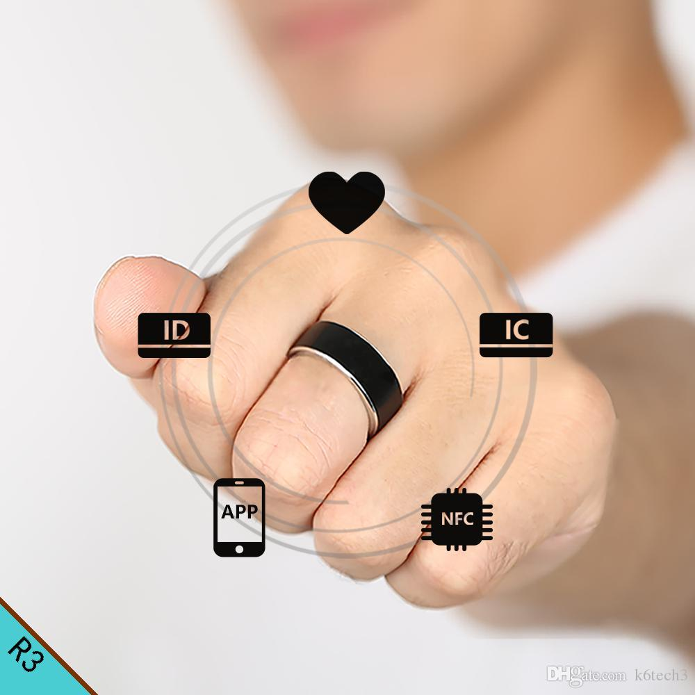 JAKCOM R3 Smart Ring Hot Sale in Smart Devices like apkr lol surprise silver