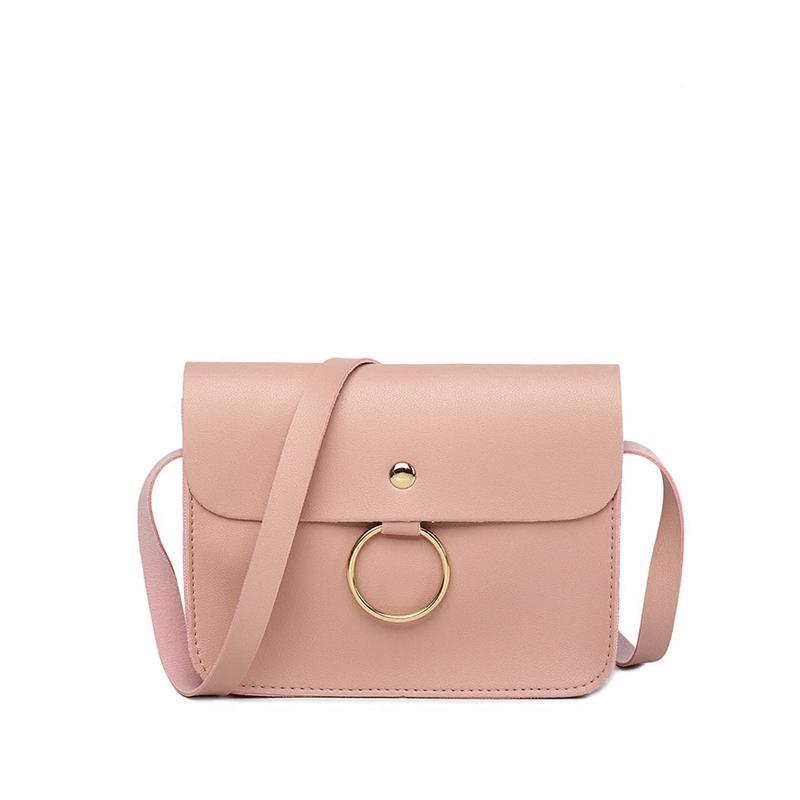 Mini Flap Womens Handbag Women Messenger Bag Small Shoulder Bags Metal Handle Free Shipping Satchel Purse Cover Year-End Bargain Sale Shoulder Bags
