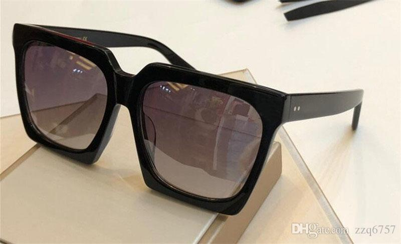 4ea375ca6a New Fashion Designer Man And Women Sunglasses 0468 Square Frame ...