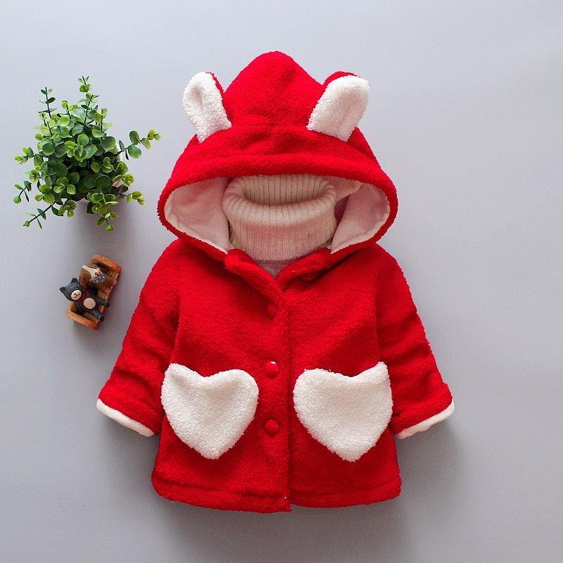 d0663c1b6 Good Quality 2019 New Winter Baby Boys Girls Fashion Warm Cotton ...