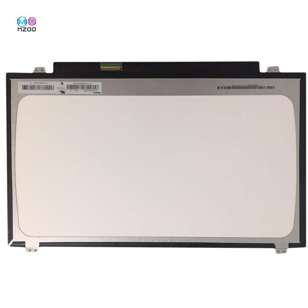 2019 N140BGA EB3 EB4 14 0inch 1366 768 Edp 30pins Laptop Screen
