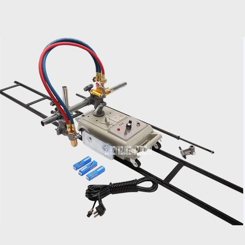 CG1-30 Semi-automatic Steel Plate Flame Linear Cutting Machine Torch Cutting Machine Steel Straight-Line Circle Gas Cutter