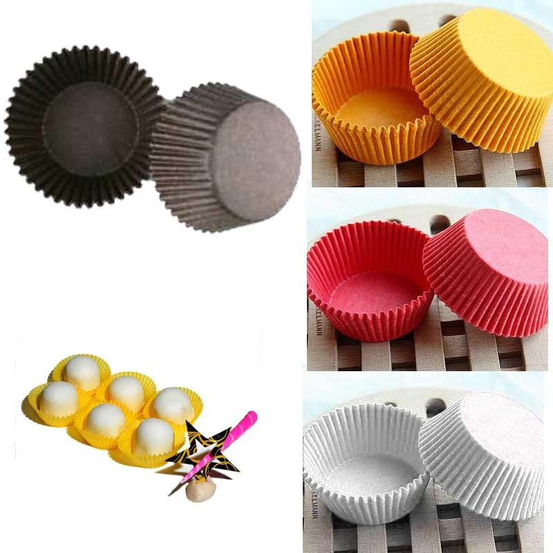 Paper Cake Cup Liners Baking Cup Muffin Kitchen Cupcake Cases Happy Kitchen Time Forma De Smile Tarte Gifts 1000pcsset