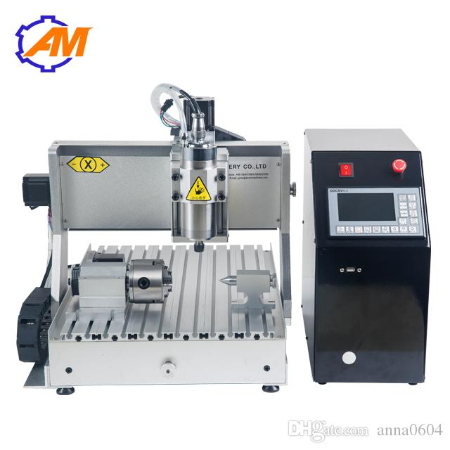 Milling Machine For Sale >> Newest Hot Sell Cnc Router Engraver Milling Machine Woodworking Art Work Soft Metals One Step Automatic Eng
