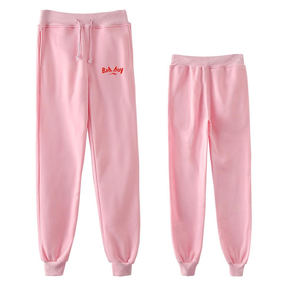 1408616a8ba2 New Large Size Casual Casual Comfort Spring And Autumn Pants RED ...