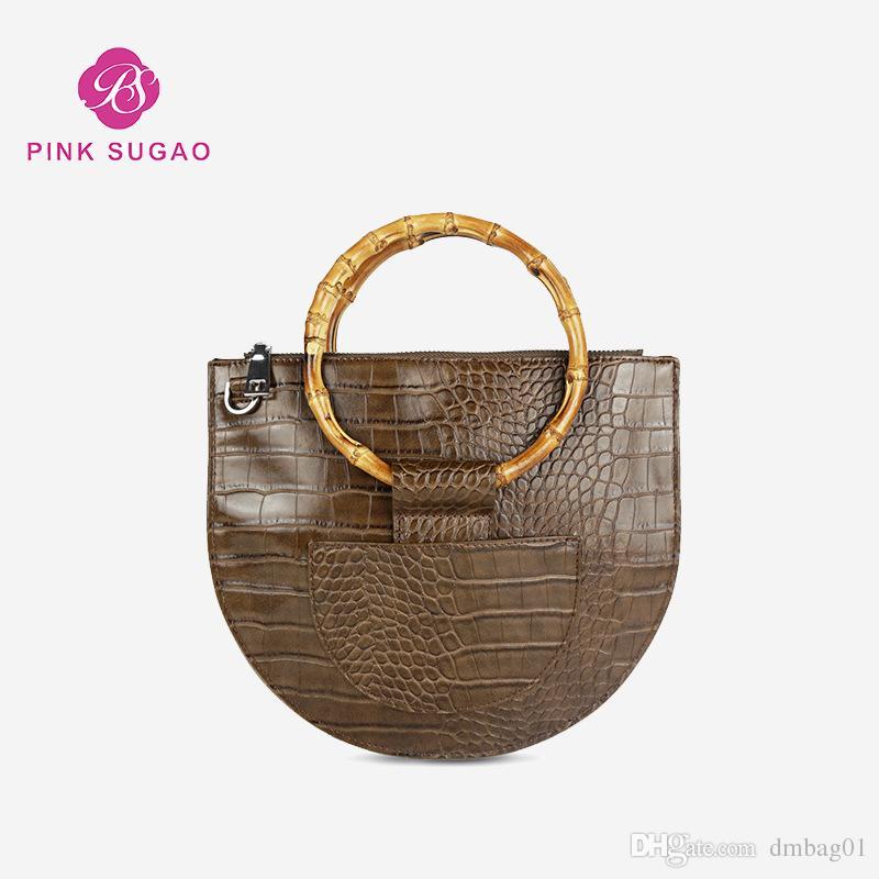 b42f195c8bdb Pink Sugao Designer Luxury Handbags Purse Designer Handbag Tote Bags 2019  New Fashion Vintage Shoulder Bag Pu Leather Crossbody Bag Handbag Sale  Handbag ...