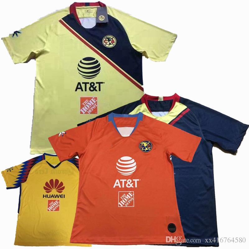S XXL New 2019 2020 LIGA MX Club America Soccer Jersey 19 20 Home Away 3rd  O.PERALTA Best Quality Football Shirts UK 2019 From Xx416764580 7bccdf0ba8ce