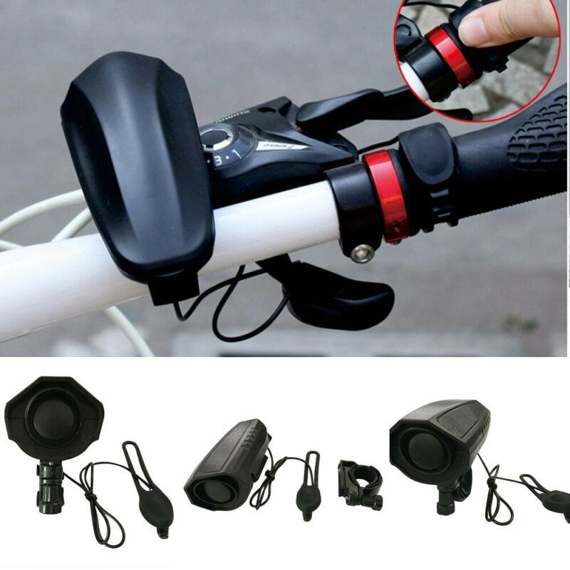 Bicycle Electronic Alarm Horn MTB Bike Bell Waterproof Cycling Equipment Parts