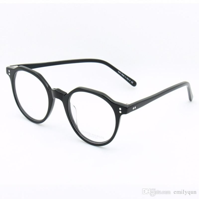 9763b595e98 Vintage Men Optical Glasses Frame Oliver Peoples Eyeglasses OV5373 ...
