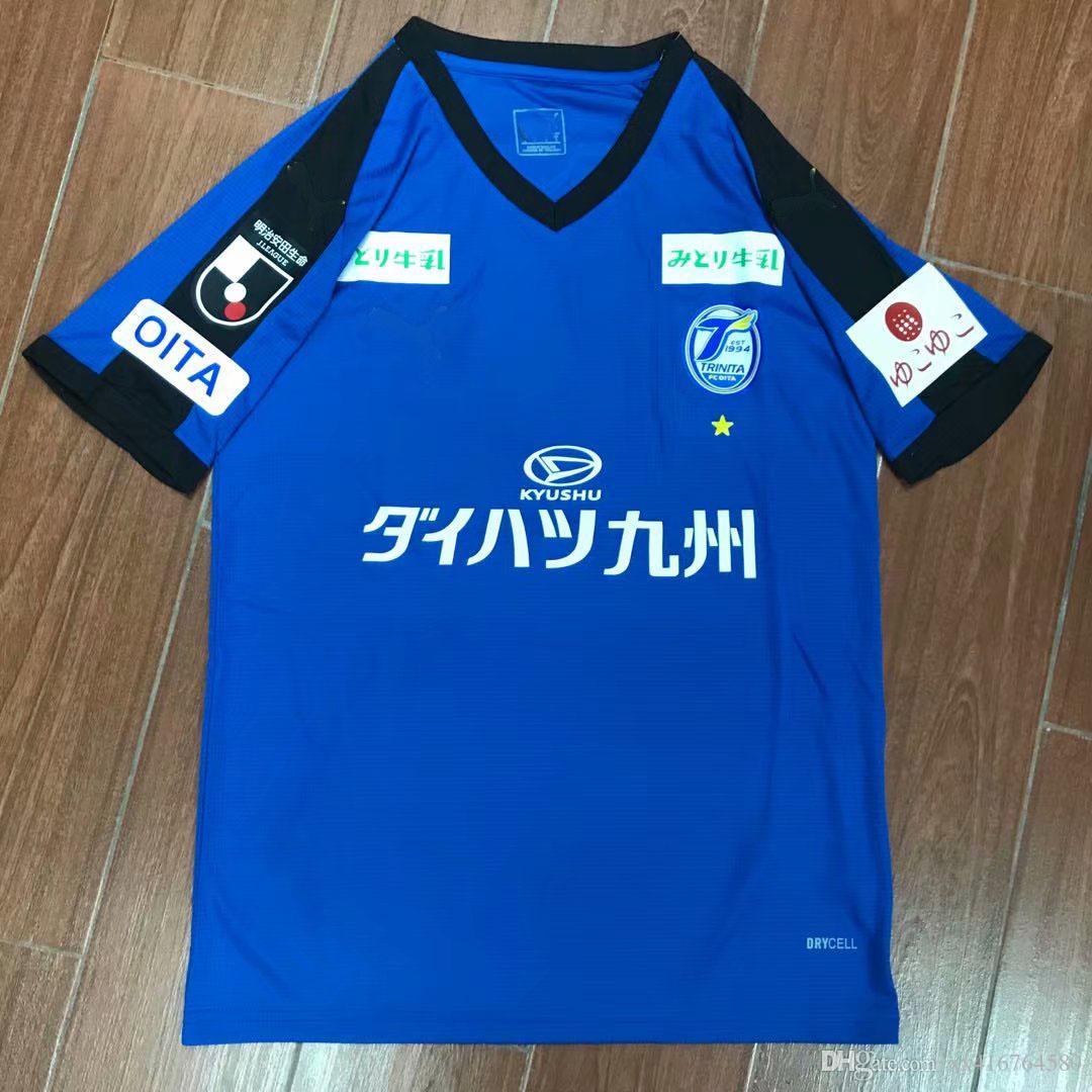12187b6a7 2019 Oita Trinita Soccer Jersey 19 20 J1 LEAGUE Camisetas De Fútbol De  Local S XL Por Xx416764580
