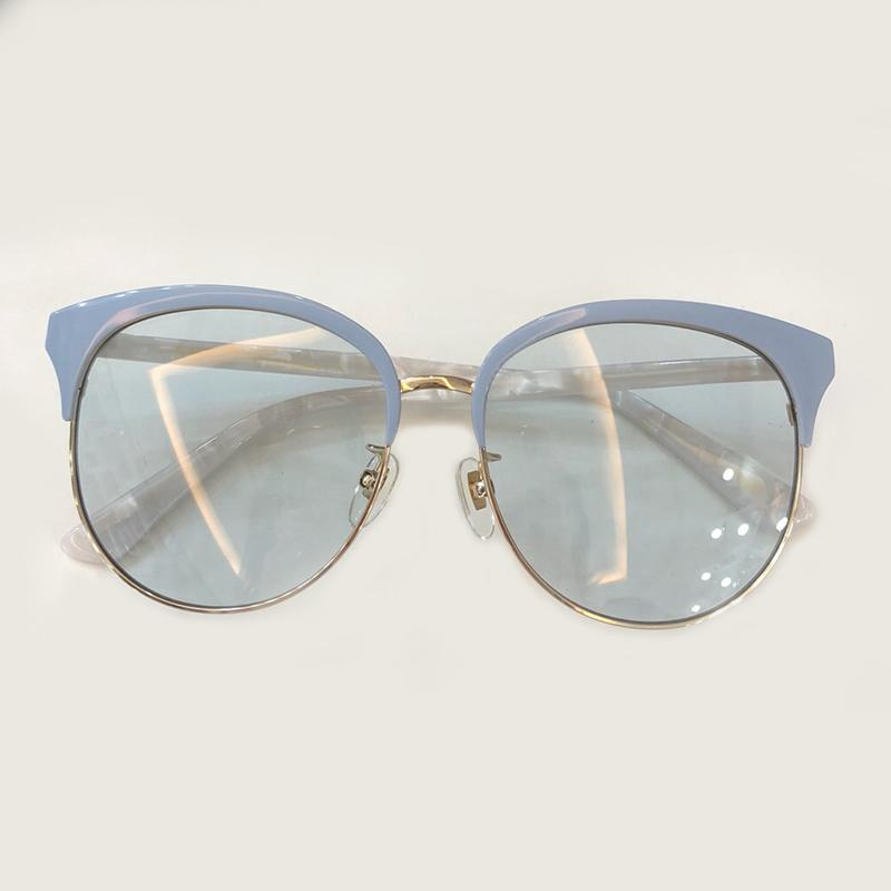 7646fefea7519 Compre Mulheres Cat Eye Sunglasses 2019 Moda Designer De Marca De Luxo  Armação De Acetato Eyewear Oculos De Sol Feminino Com Embalagem Original De  Ekkk, ...