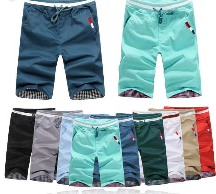 3b56d7c2b3 Men's Shorts Causual Loose Cotton Rope Shorts Beand New Men Short ...