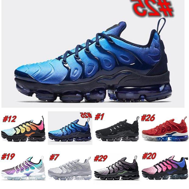 Zapatillas Tn Blanco Max De Plus Running Mujer Deporte Men Shoes Air Nike Azul Rojo EeUuUva Violeta Triple Negro Tropical Para Sunset PkiuOXTZ