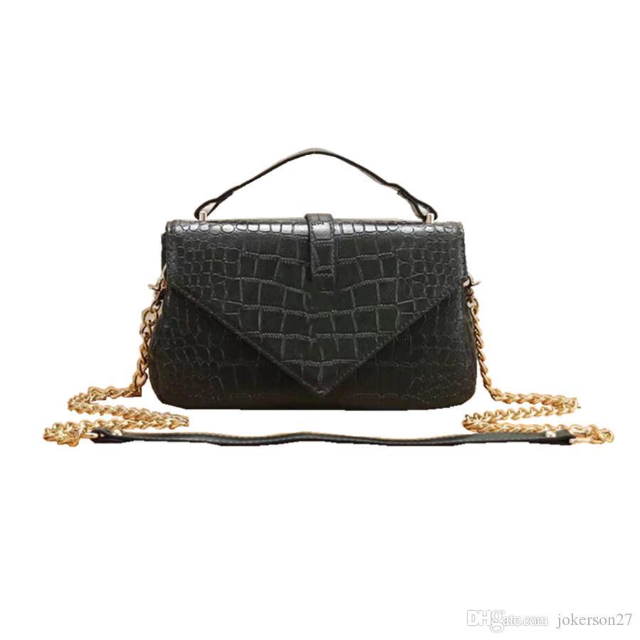 50bc1b9907 New Women s Chain Shoulder Crossbody Bag Diagonal Leisure Fashion Letters  Small Square Trendy Handbags Bolsa Feminina Y3836  Brand Bags Luxury Bags  Fashion ...