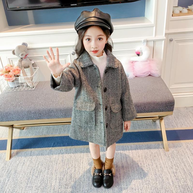 28ae21797 Children Clothing Korean New Baby Girl Jackets Baby Girl Winter ...